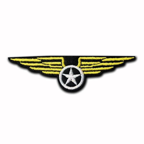 Aviation Wing Patch - Expressionco