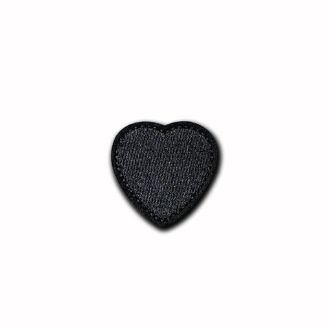 Black Heart Patch - Expressionco