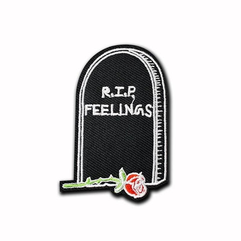 RIP Feelings Patch - Expressionco