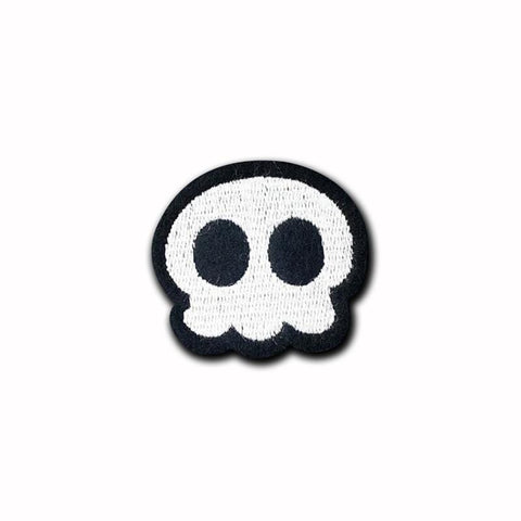 Cute Skull Patch - Expressionco