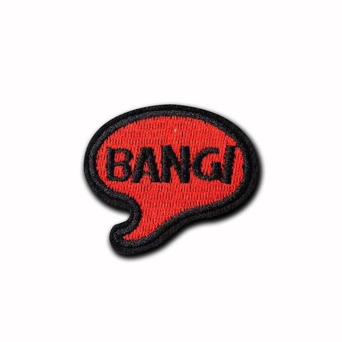 Bang Patch - Expressionco