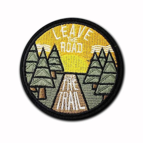 Trail Hiking Patch - Expressionco
