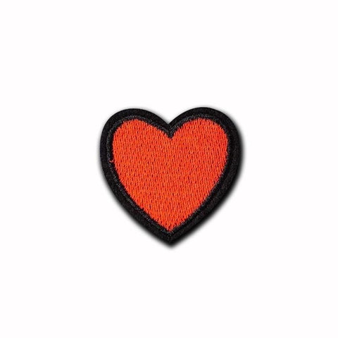 Red Heart Patch - Expressionco