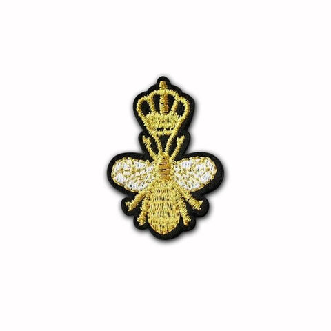 Crown Bee Patch - Expressionco