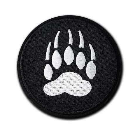 Bear Claw Patch - Expressionco
