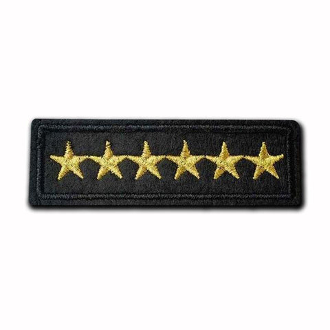 Six Star Patch - Expressionco