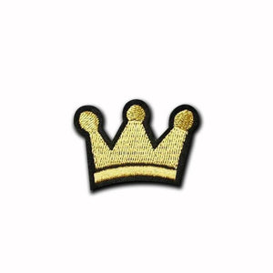 King Crown Patch