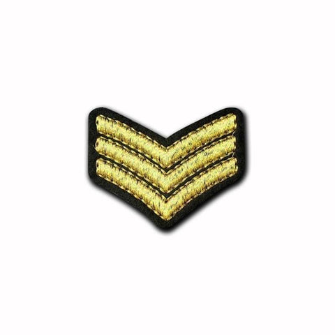 Sergeant Rank Patch - Expressionco