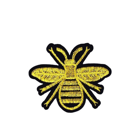 Gold Bee Patch - Expressionco