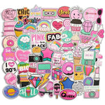 Girl Boss Sticker Bomb - Expressionco