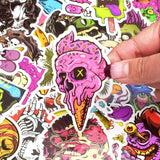Horror Sticker Bomb - Expressionco
