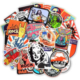 Retro Sticker Bomb - Expressionco