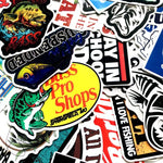 Fishing Sticker Bomb - Expressionco