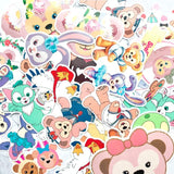 Teddy Bear Sticker Bomb - Expressionco