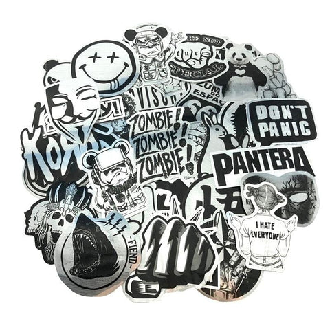 Metal Sticker Bomb - Expressionco