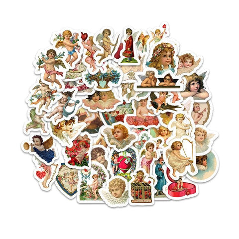 Cherub Angels Sticker Bomb - Expressionco