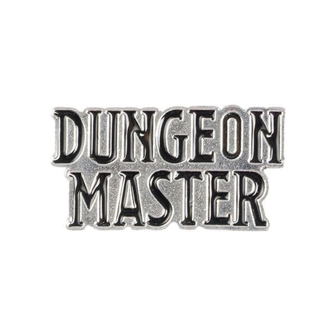 Dungeon Master Pin - Expressionco