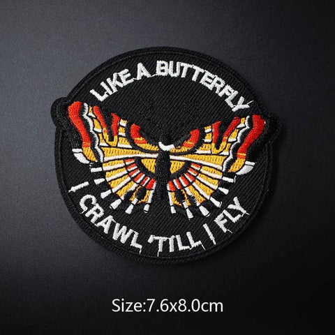 Butterfly Patch - Expressionco