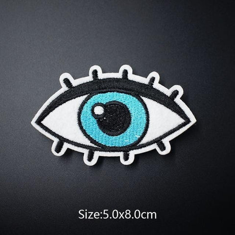 Blue Eye Patch - Expressionco