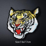 Tiger Patch - Expressionco