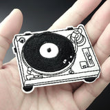 Turntable Music Patch - Expressionco