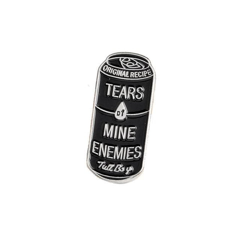 Tears Of Mine Can Pin - Expressionco