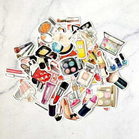 Makeup Cosmetics Sticker Bomb - Expressionco