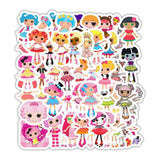 Cute Dolls Sticker Bomb