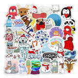 Arctic Animals Sticker Bomb - Expressionco