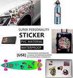 United States Map Sticker Bomb - Expressionco