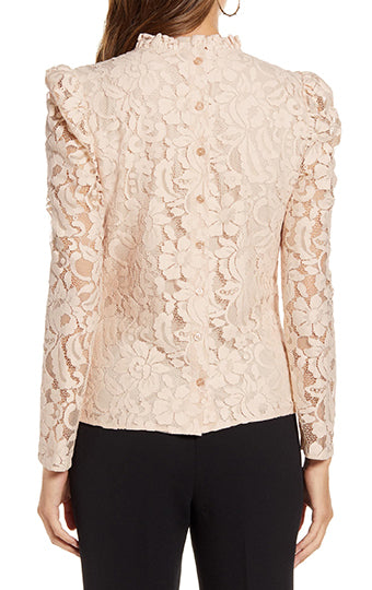 Fashion Lace Top-M2