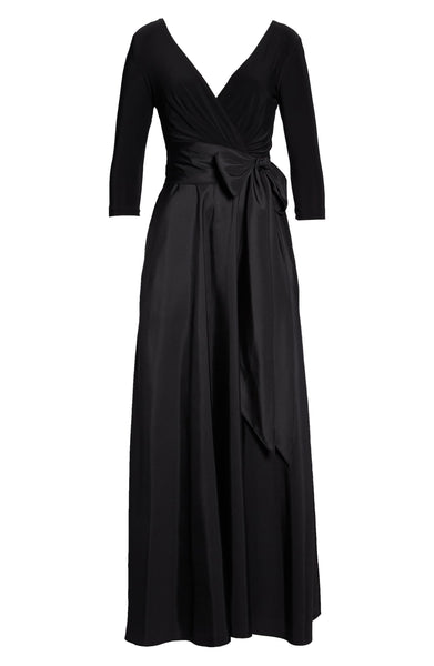 Long Sleeve fashion Long Dress-M1