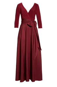Long Sleeve fashion Long Dress-M3