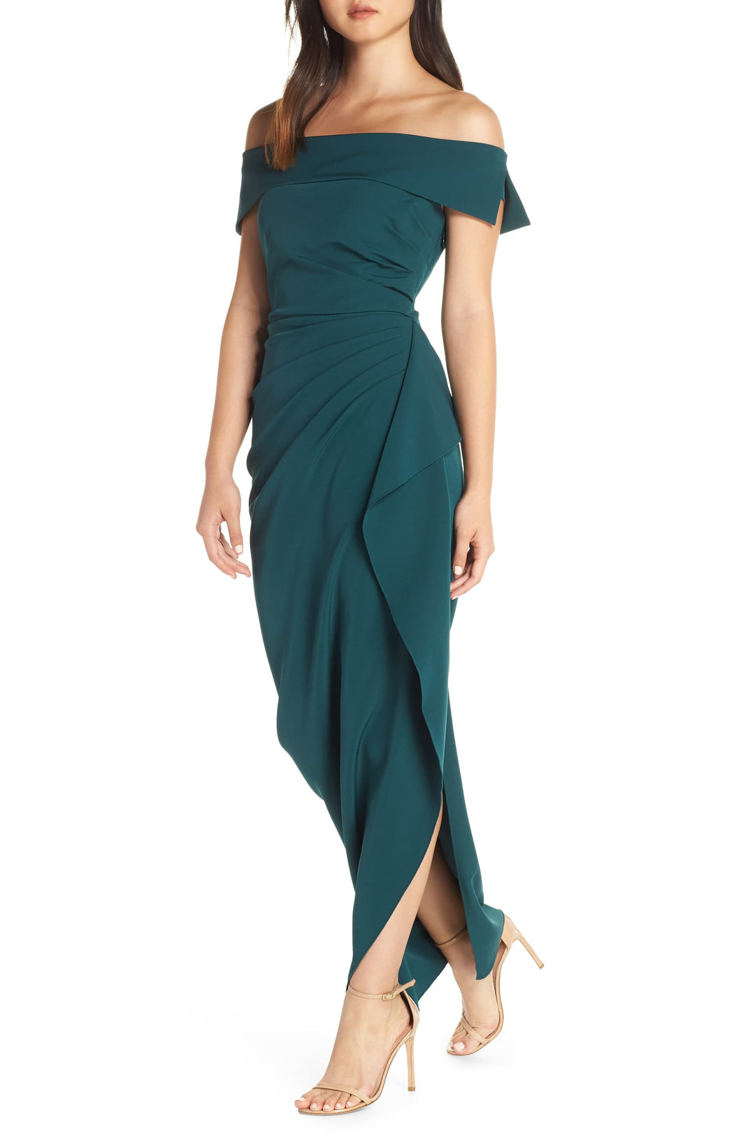Women Fashion Long Dress-M1
