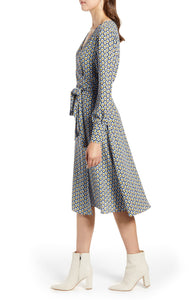 Long Sleeve fashion Dress-M3