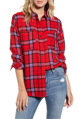 Women Fashion Shirt-M4