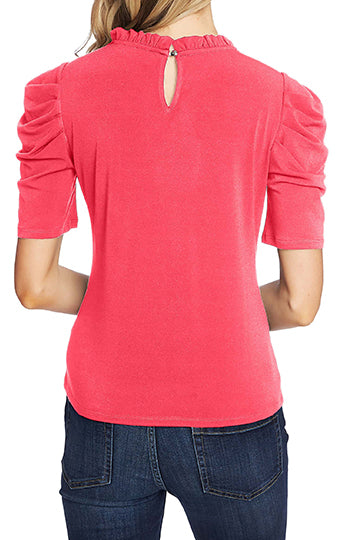 Short Sleeve Fashion Top-M4