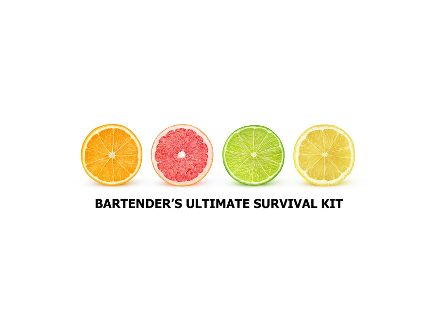 Bartender's Ultimate Survival Kit