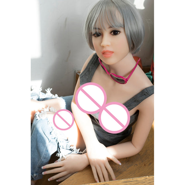 WMDOLL 156cm premium sex doll With new Skeleton  sex toy for male sex