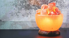 Purify Your Air & Enhance Your Health With Himalayan Salt Lamps