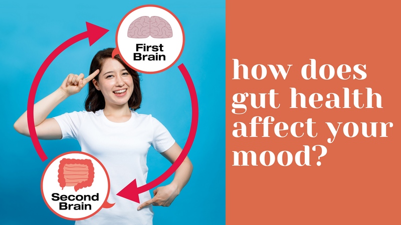 How Does Gut Health Affect Depression & Anxiety?