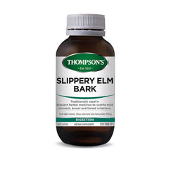 Thompsons Slippery Elm 800mg - Go Vita Batemans Bay