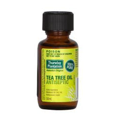 Thursday Plantation Oil 100% Tea Tree Oil - Go Vita Batemans Bay