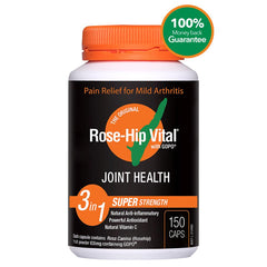 Rose Hip Vital Joint Health - Go Vita Batemans Bay