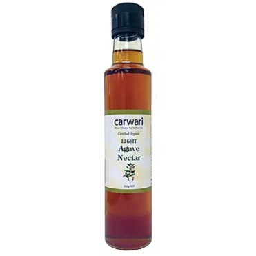 Carwari Light Agave Nectar - Go Vita Batemans Bay