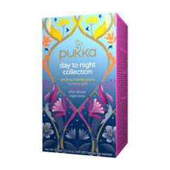 Pukka Day to Night Tea Collection - Go Vita Batemans Bay