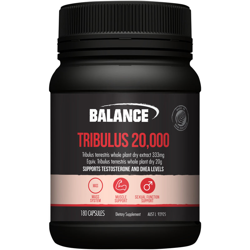 Balance Tribulus 20000 Value Pack - Go Vita Batemans Bay