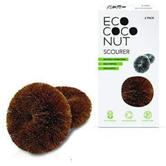 Eco Coconut Scourer - Go Vita Batemans Bay