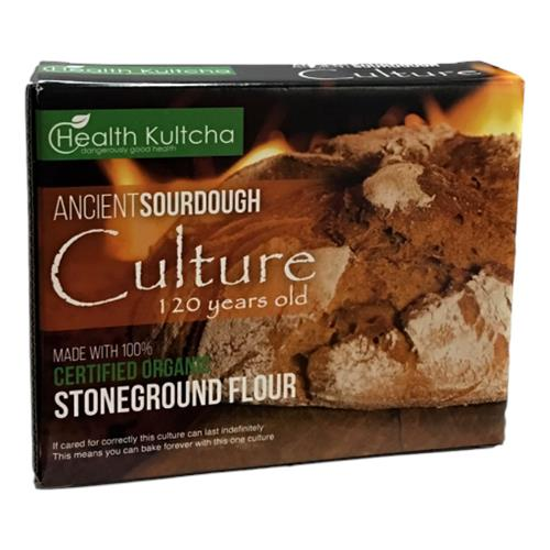 Health Kultcha Ancient Sourdough Culture - Go Vita Batemans Bay