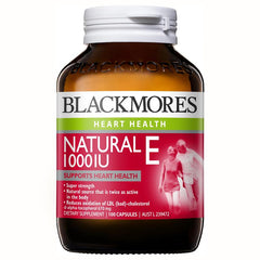 Blackmores Vitamin E 1000iu - Go Vita Batemans Bay